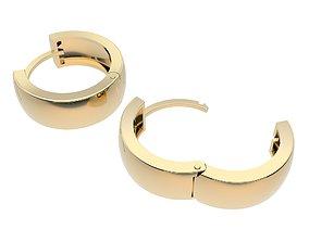 3D printable model Earrings 0004