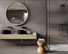 3D model Bathroom River from FLAVIKER CATALOG