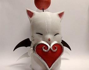 Valentine Moogle 3D printable model