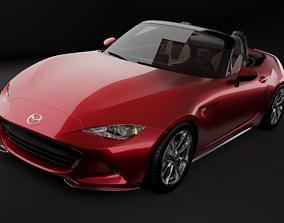 3D model Mazda MX-5 Miata 2016