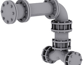 Sewer Pipes 3D