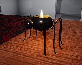 3D model North style spider October