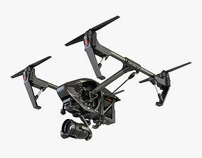 Drone Inspire Pro 3D