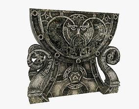 Celtic Altar 3D model