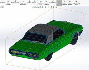 bealair Chevy 1964 3D model