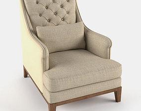 3D print model epoq armchair