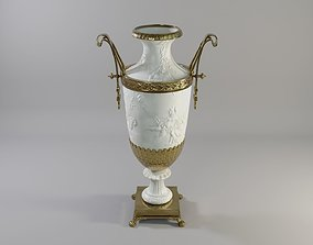 French Jar A 3D model
