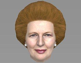Margaret Thatcher 3D