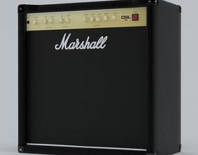 3D Marshall amplifier DSL 5C