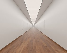3D model Hallway 17