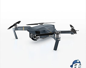cinema-4d DJI Mavic Pro for Element 3D