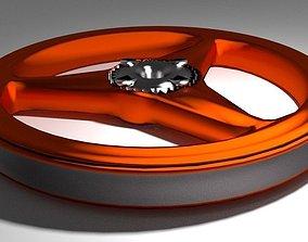 3D Motorcyle Sportrim Type 1