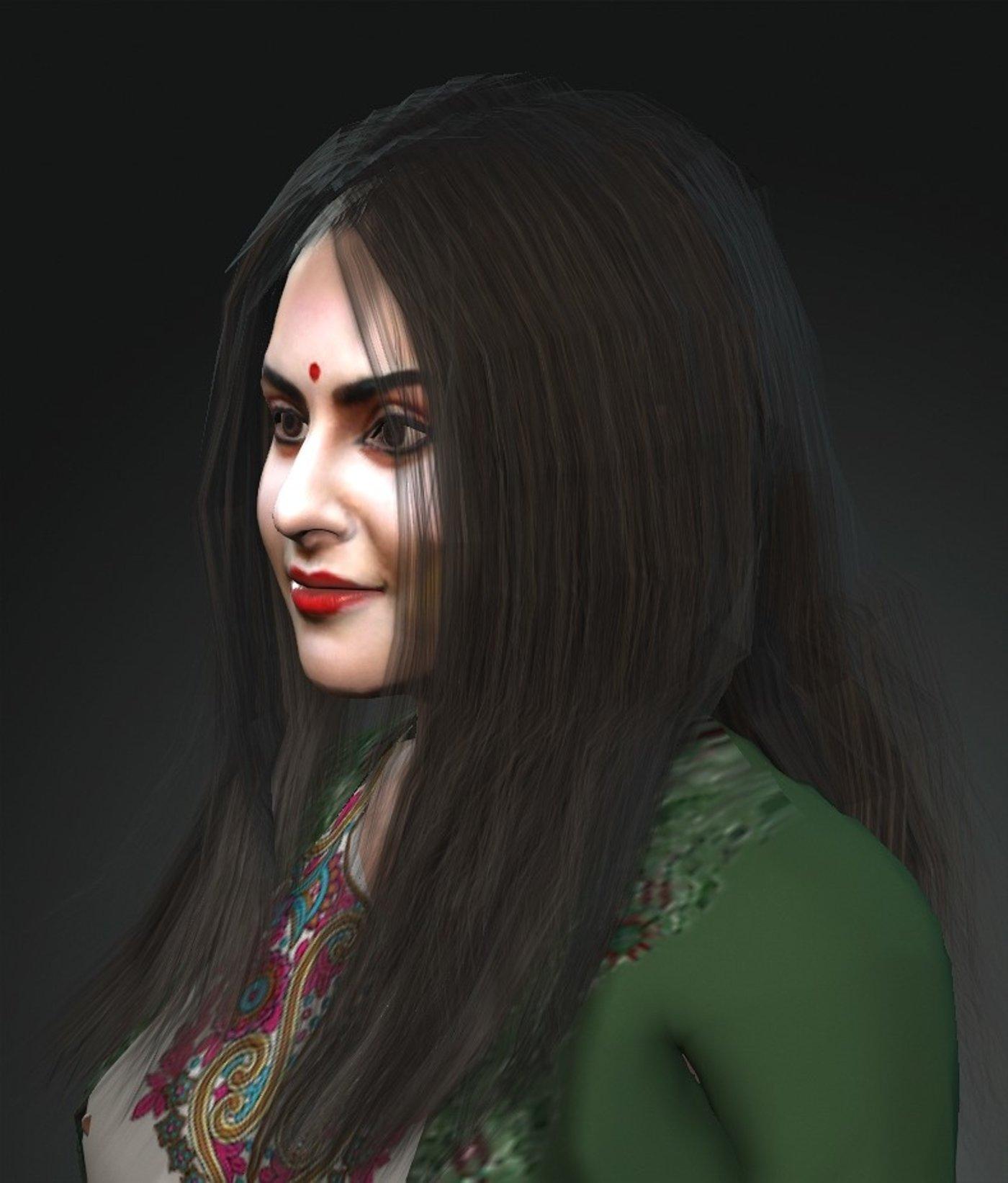 Rabinra Woman