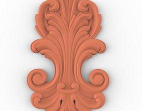 element of decor 3D print model decoration