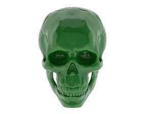 man Skull 3D Print