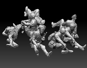 soldiers ussr 2ww 3D printable model