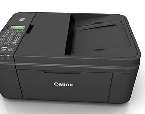 3D Canon Printer Model MM PIXMA MX495