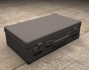 3D model The Suitcase