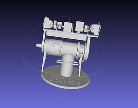 3D printable model Opportunity Mars Rover Camera Head Bust