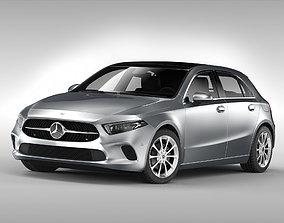 Mercedes Benz A Class 2019 3D
