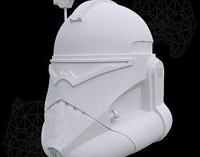 Commander Wolffe Helmet 3D printable model