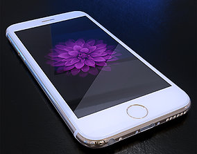 3D Apple I phone