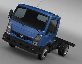 Nissan Cabstar Chassi 2013 3D