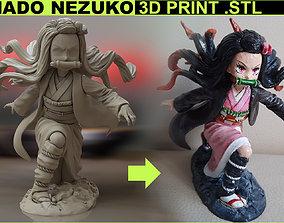 Kamado Nezuko 3D printable model