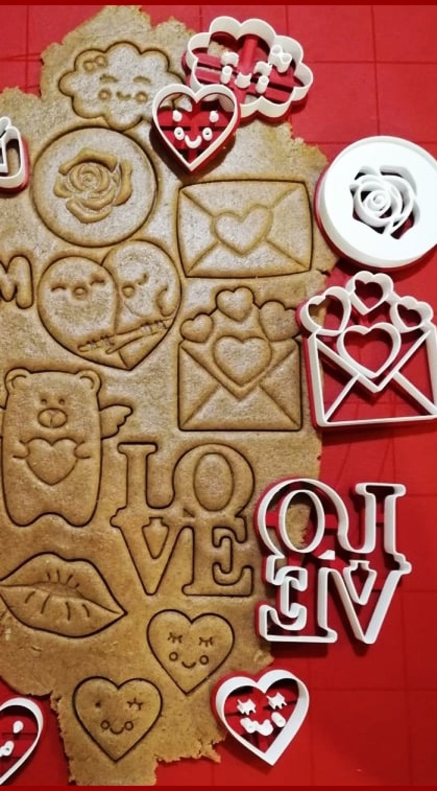 Cookie cutters 2019