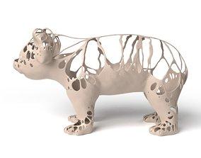 3D asset Koala Dust Voronoi