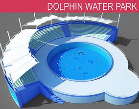 3D Dolphins Park