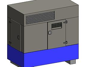 3D model MOTOGENERADOR SELMEC