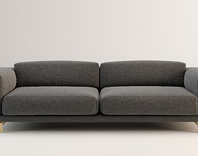 Muuto Rest sofa 3D