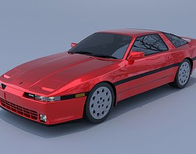 car Toyota Supra A70 MK3 3D model