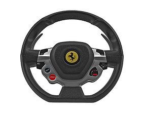 3D Ferrari Steering Wheel