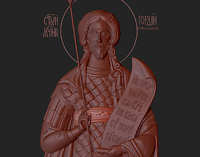Gordey the Cappadocian Martyr 3D print model