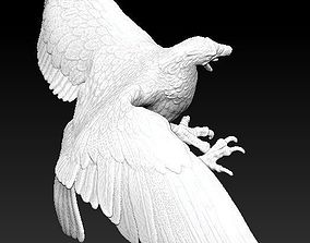 flying eagle 3D printable model