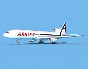 Lockheed L-1011 TriStar Arrow Cargo 3D