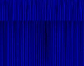 Curtains 3D asset