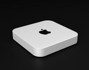 Apple Silicon Mac Mini 2020 3D asset