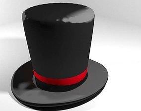 3D Hat - Tophat
