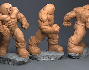 figurines Juggernaut 3D print model