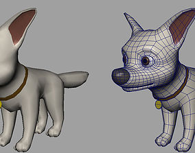 3D model B o l t