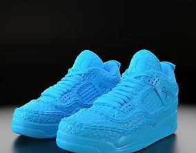 3D print model Air Jordan 4
