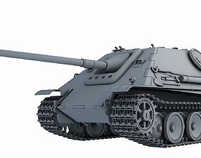 3D model jagdpanther