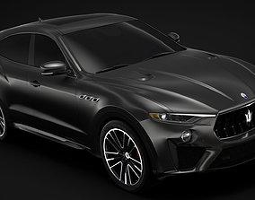 Maserati Levante Trofeo 2020 3D model