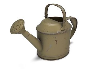 Used Watering Can 3D model