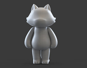 3D print model Cute Cat Platform Toy