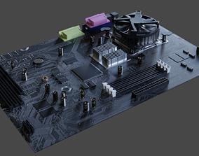 Motherboard 3D