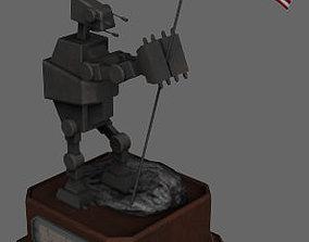 Unsung Hero - Star Wars 3D model